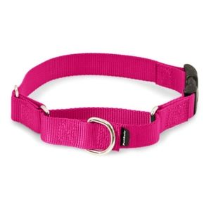 Medium, Martingale Dog Collar w. Quick Snap Buckle